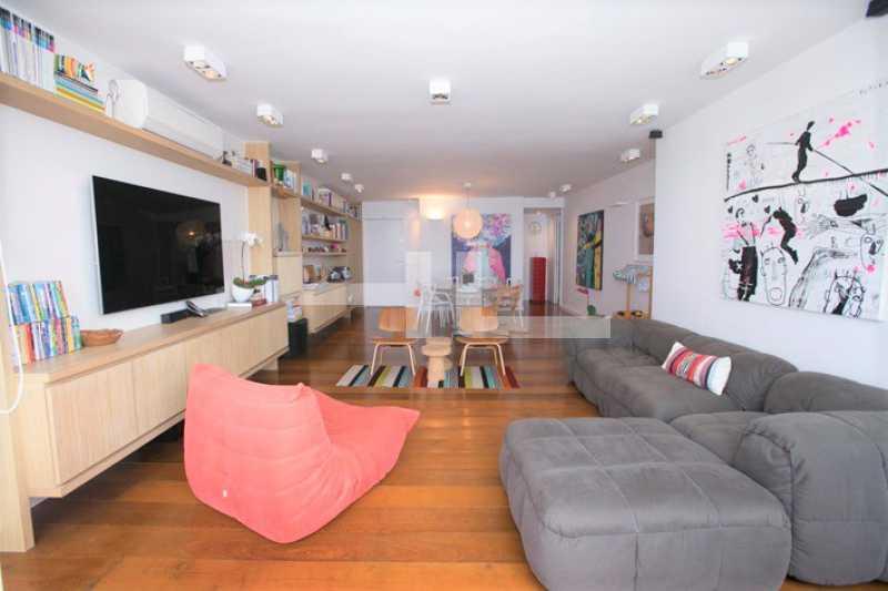 ALTO LEBLON - Apartamento 3 quartos à venda Rio de Janeiro,RJ - R$ 3.999.000 - 00969AP - 4