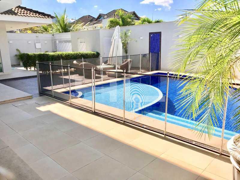 01 - Casa em Condomínio 5 quartos à venda Rio de Janeiro,RJ - R$ 2.190.000 - 00979CA - 1