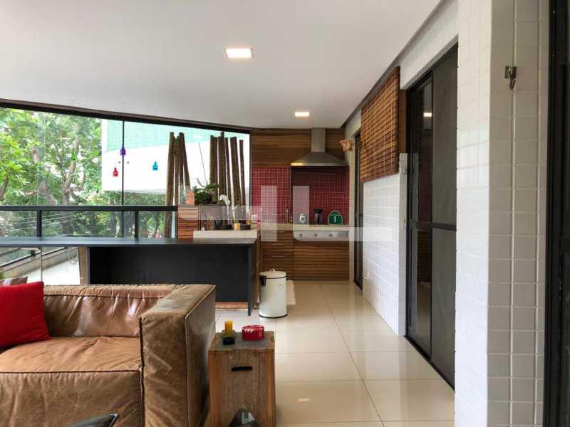 RECREIO - Apartamento 2 quartos à venda Rio de Janeiro,RJ - R$ 739.000 - 00989AP - 5