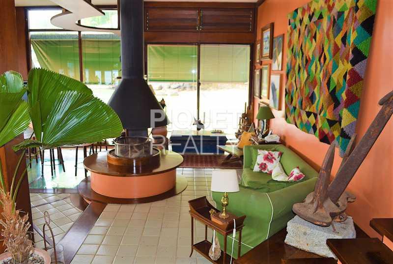 SALA - Casa em Condomínio 6 quartos à venda Angra dos Reis,RJ - R$ 12.000.000 - 00096CA - 8