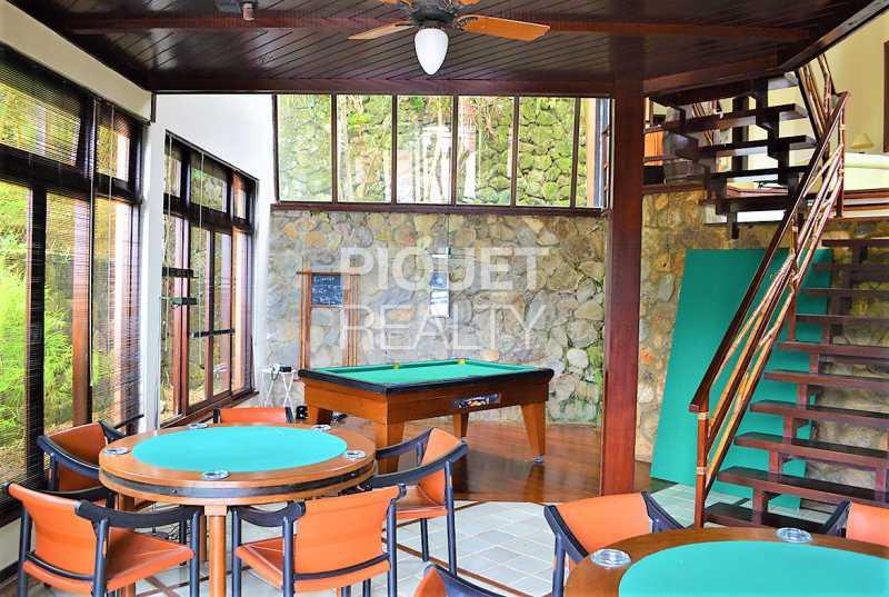 SALA DE JOGOS - Casa em Condomínio 6 quartos à venda Angra dos Reis,RJ - R$ 12.000.000 - 00096CA - 18