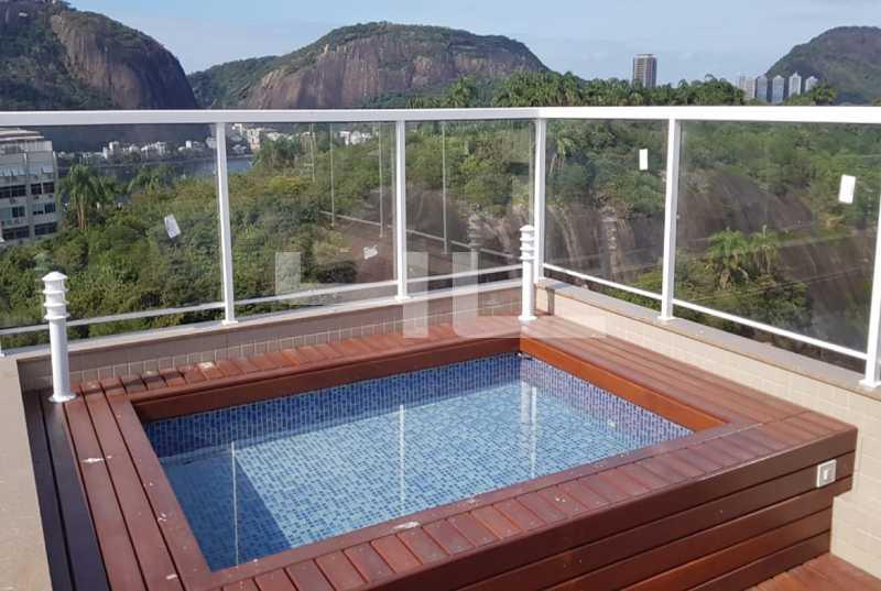0002 - Cobertura 4 quartos para alugar Rio de Janeiro,RJ - R$ 17.999 - 00983CO - 3
