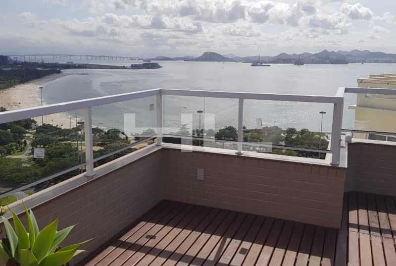0008 - Cobertura 4 quartos para alugar Rio de Janeiro,RJ - R$ 17.999 - 00983CO - 9