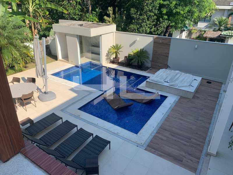 2 - Casa em Condomínio 3 quartos à venda Rio de Janeiro,RJ - R$ 4.490.000 - 00991CA - 3