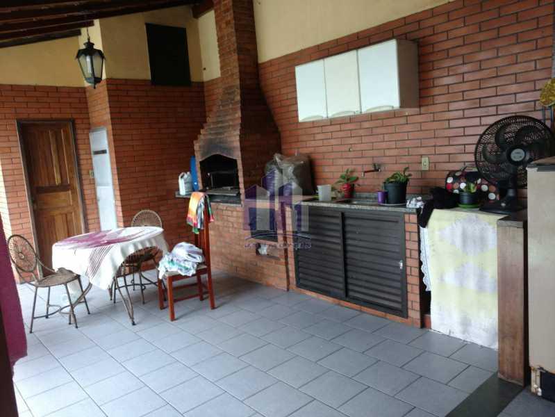 Espaço Gourmet 1 - Imóvel Casa em Condominio À VENDA, Taquara, Rio de Janeiro, RJ - TACN40007 - 16