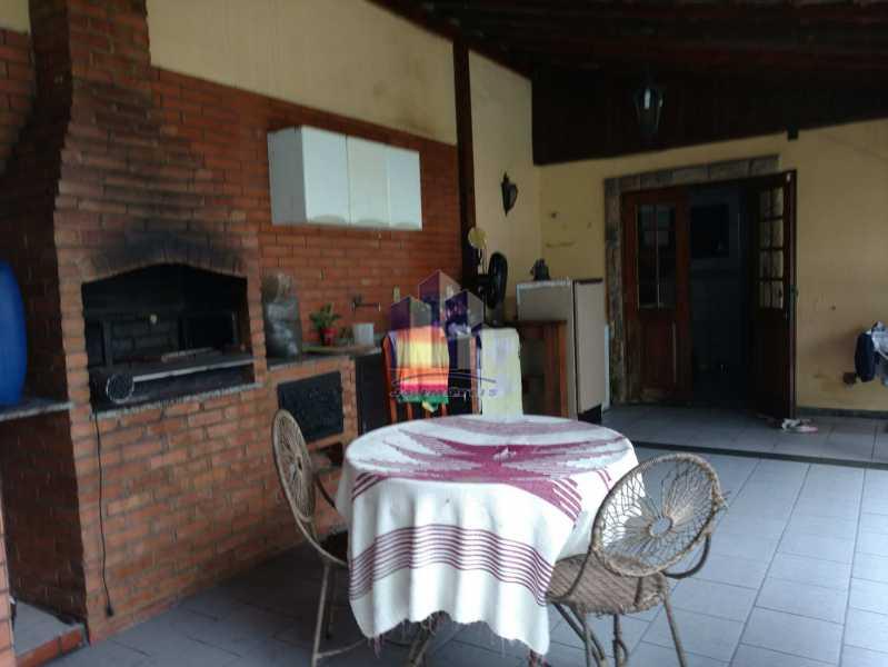 Espaço gourmet 2 - Imóvel Casa em Condominio À VENDA, Taquara, Rio de Janeiro, RJ - TACN40007 - 17
