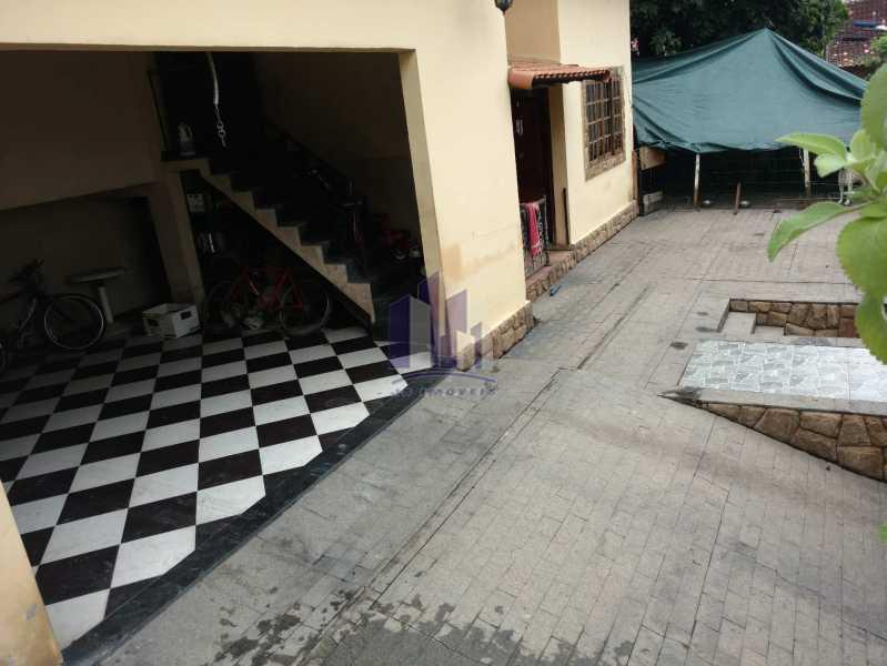 Frente da casa - Imóvel Casa em Condominio À VENDA, Taquara, Rio de Janeiro, RJ - TACN40007 - 19