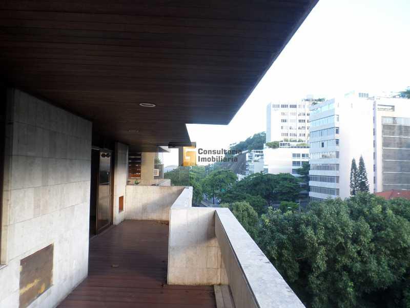 1 vista mar - Apartamento Para Venda ou Aluguel - Leblon - Rio de Janeiro - RJ - TGAP30074 - 1