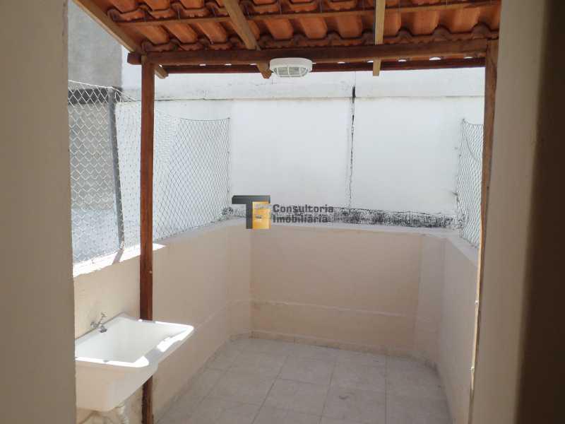 1 - Apartamento 2 quartos para alugar Tijuca, Rio de Janeiro - R$ 1.500 - TGAP20128 - 1