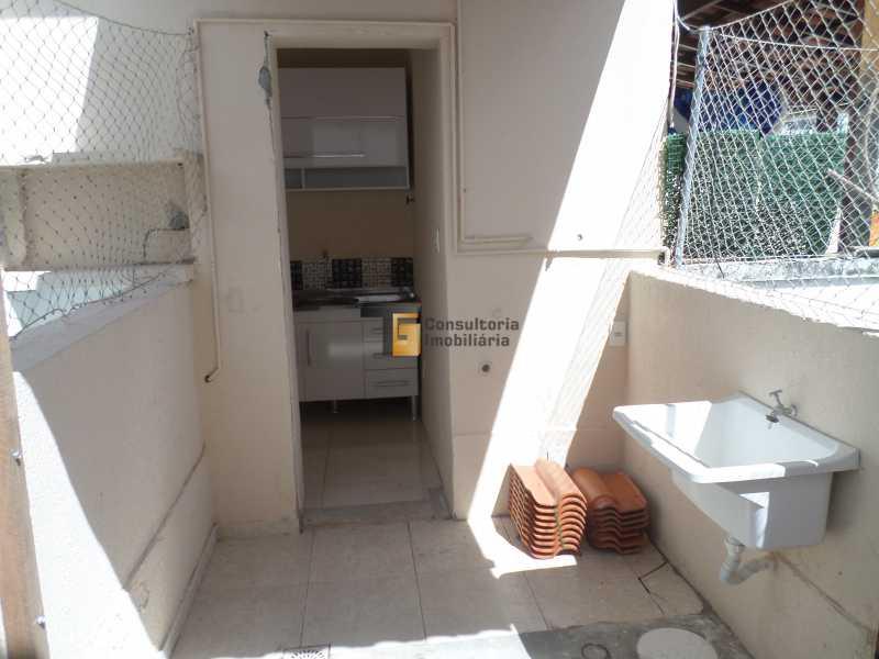 18 - Apartamento 2 quartos para alugar Tijuca, Rio de Janeiro - R$ 1.500 - TGAP20128 - 19