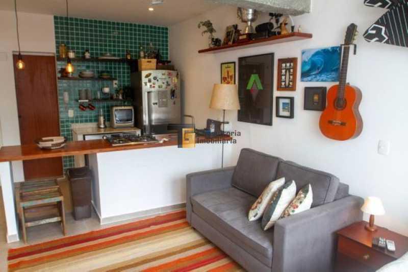 9 - Kitnet/Conjugado 35m² para alugar Leblon, Rio de Janeiro - R$ 2.600 - TGKI10071 - 10