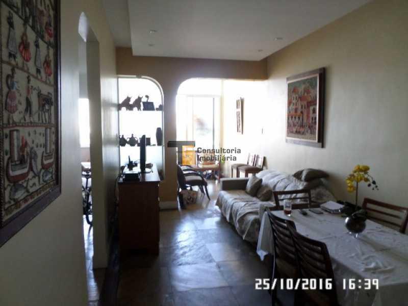 4 - Apartamento 3 quartos para alugar Botafogo, Rio de Janeiro - R$ 3.800 - TGAP30175 - 5