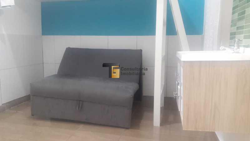 1 - Kitnet/Conjugado 25m² para alugar Andaraí, Rio de Janeiro - R$ 1.200 - TGKI10111 - 1