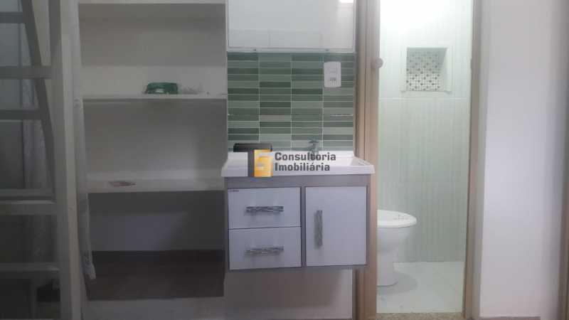 2 - Kitnet/Conjugado 25m² para alugar Andaraí, Rio de Janeiro - R$ 1.200 - TGKI10111 - 3