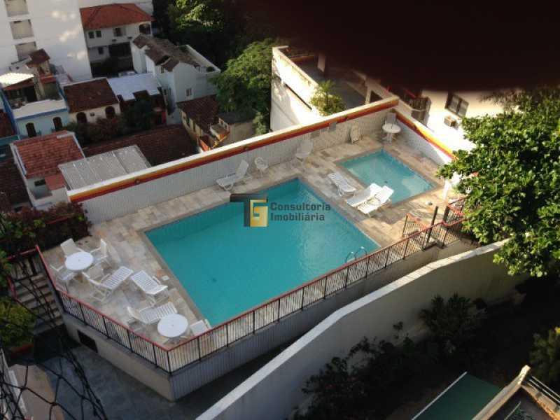 1 - Apartamento 4 quartos para alugar Tijuca, Rio de Janeiro - R$ 4.000 - TGAP40034 - 1