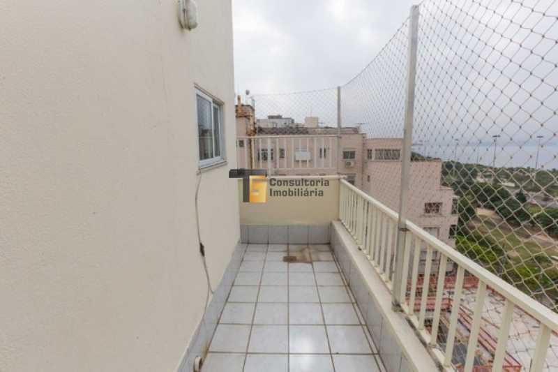 520159164506386 - Cobertura 3 quartos para alugar Flamengo, Rio de Janeiro - R$ 4.000 - TGCO30013 - 18