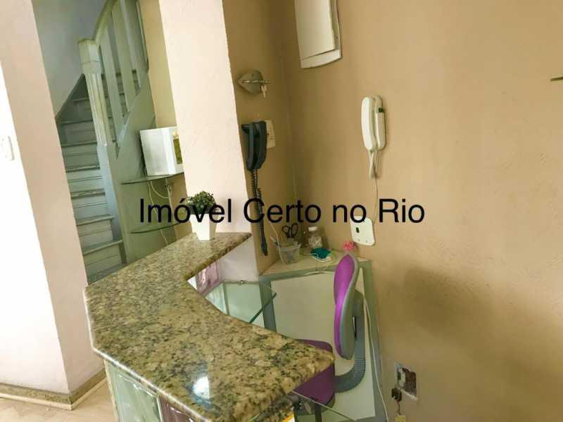 02 - Casa Comercial 174m² à venda Rua Silva Ramos,Tijuca, Rio de Janeiro - R$ 600.000 - ICCC00001 - 3