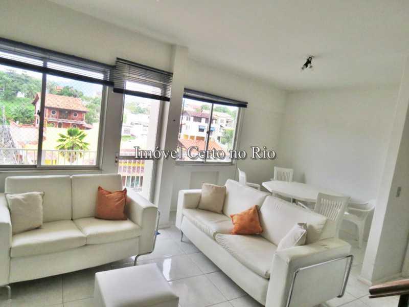 03 - Cobertura Para Venda e Aluguel - Taquara - Rio de Janeiro - RJ - ICCO30005 - 4