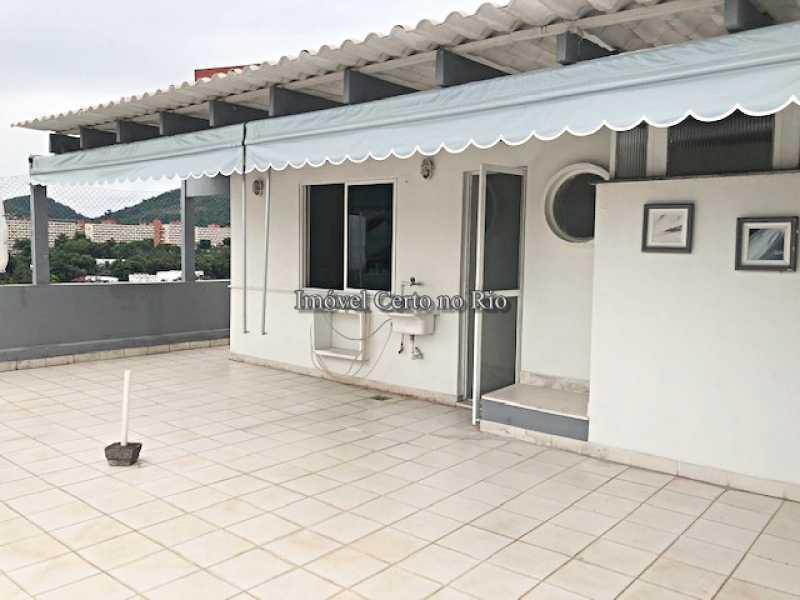 16 - Cobertura Para Venda e Aluguel - Taquara - Rio de Janeiro - RJ - ICCO30005 - 17
