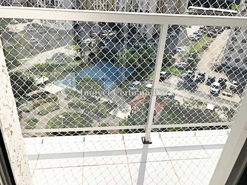 02 - Apartamento para alugar Avenida Salvador Allende,Barra da Tijuca, Rio de Janeiro - R$ 1.350 - ICAP20054 - 3