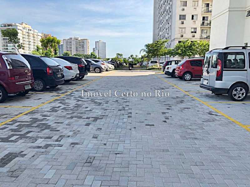 20 - Apartamento para alugar Avenida Salvador Allende,Barra da Tijuca, Rio de Janeiro - R$ 1.350 - ICAP20054 - 21