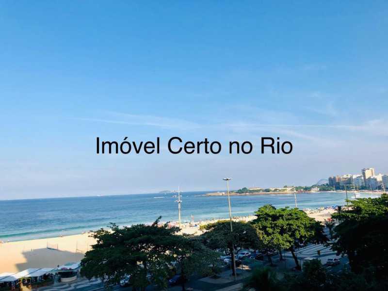 01 - Apartamento à venda Avenida Atlântica,Copacabana, Rio de Janeiro - R$ 3.790.000 - ICAP30038 - 1