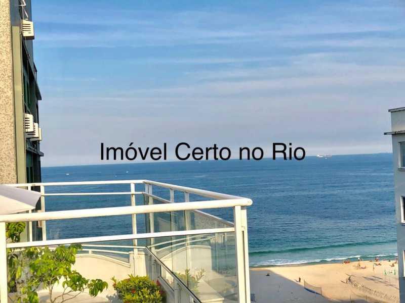 01 - Flat à venda Rua Domingos Ferreira,Copacabana, Rio de Janeiro - R$ 750.000 - ICFL10002 - 1
