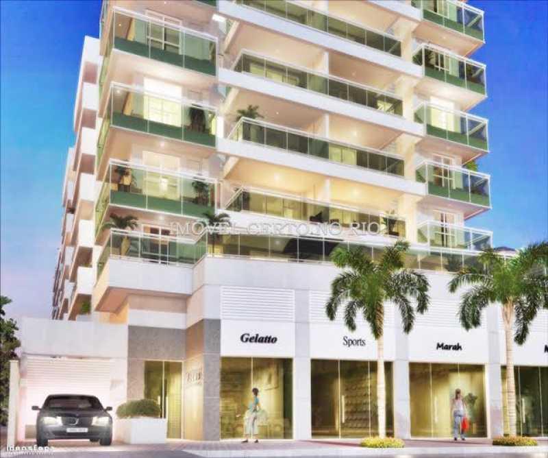 01 - Loja 70m² para alugar Rua Mariz e Barros,Tijuca, Rio de Janeiro - R$ 8.000 - ICLJ00001 - 1