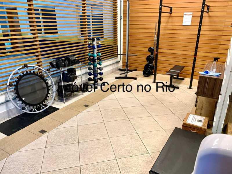 20 - Apartamento 3 quartos para alugar Tijuca, Rio de Janeiro - R$ 3.100 - ICAP30041 - 21