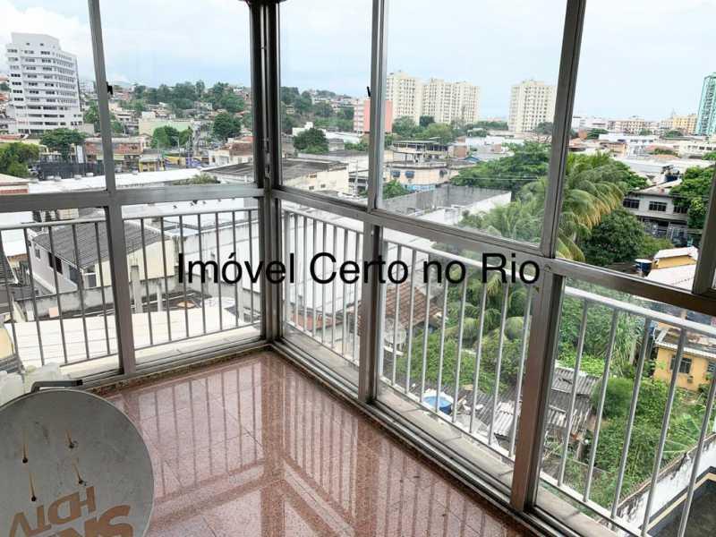 01 - Cobertura à venda Rua Brigadeiro João Manuel,Tanque, Rio de Janeiro - R$ 420.000 - ICCO30007 - 1