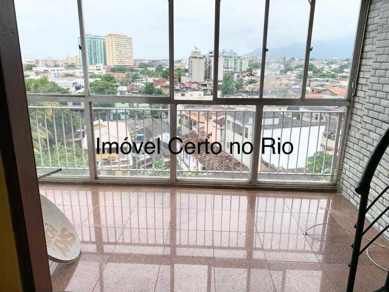 02 - Cobertura à venda Rua Brigadeiro João Manuel,Tanque, Rio de Janeiro - R$ 420.000 - ICCO30007 - 3