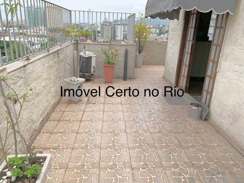 19 - Cobertura à venda Rua Brigadeiro João Manuel,Tanque, Rio de Janeiro - R$ 420.000 - ICCO30007 - 20
