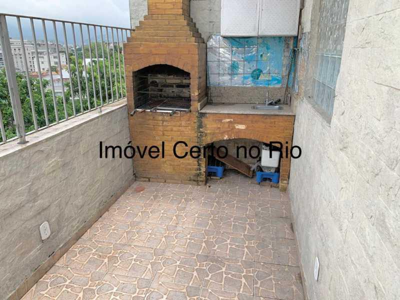 20 - Cobertura à venda Rua Brigadeiro João Manuel,Tanque, Rio de Janeiro - R$ 420.000 - ICCO30007 - 21