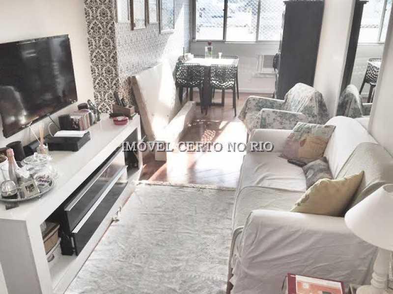 01 - Apartamento à venda Rua Conde de Irajá,Botafogo, Rio de Janeiro - R$ 950.000 - ICAP20007 - 1