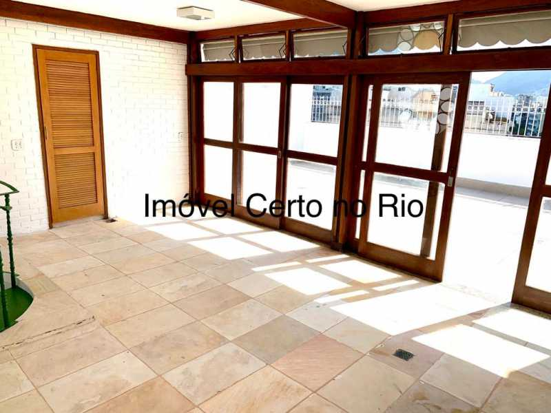 18 - Cobertura para alugar Rua Professor Gabizo,Tijuca, Rio de Janeiro - R$ 3.900 - ICCO30008 - 19