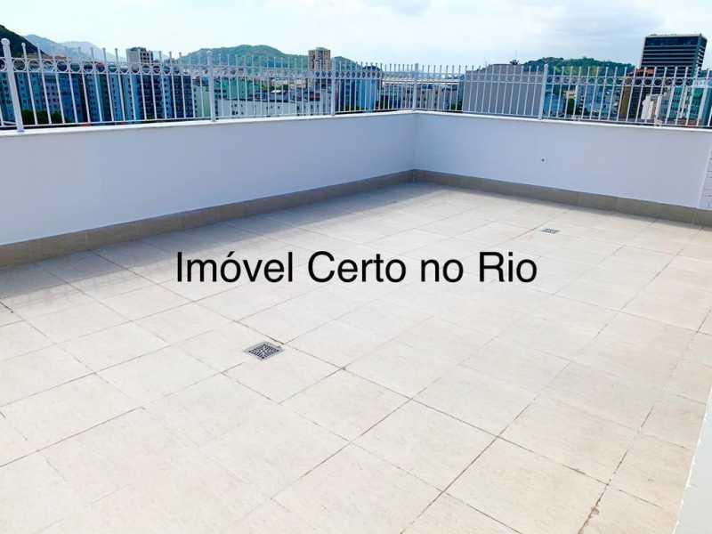 20 - Cobertura para alugar Rua Professor Gabizo,Tijuca, Rio de Janeiro - R$ 3.900 - ICCO30008 - 21