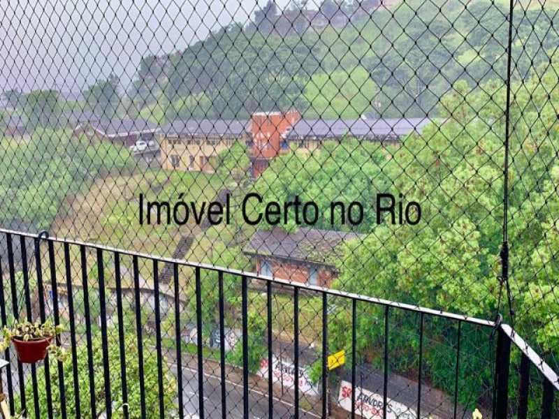 01 - Apartamento à venda Condomínio Ville Rondon,Mangueira, Rio de Janeiro - R$ 230.000 - ICAP20072 - 1