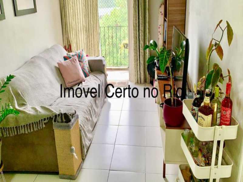 03 - Apartamento à venda Condomínio Ville Rondon,Mangueira, Rio de Janeiro - R$ 230.000 - ICAP20072 - 4