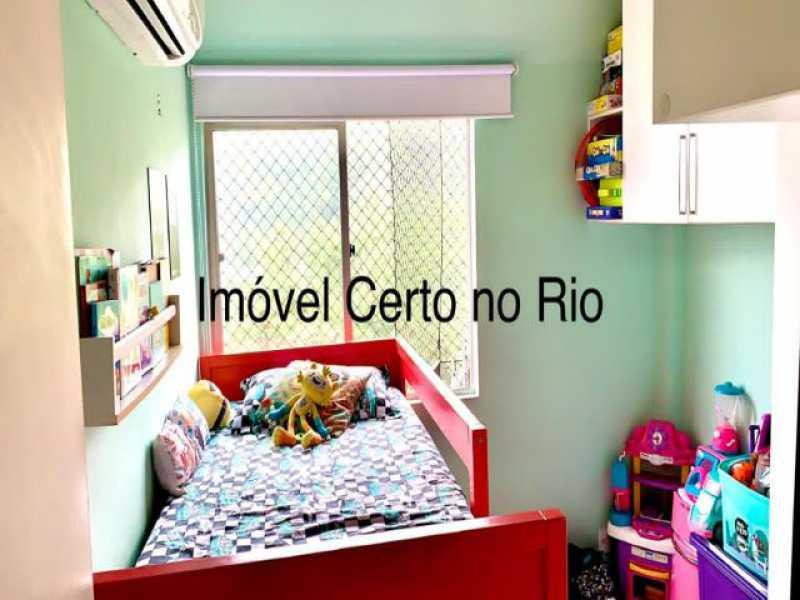 12 - Apartamento à venda Condomínio Ville Rondon,Mangueira, Rio de Janeiro - R$ 230.000 - ICAP20072 - 13