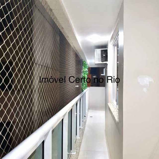 02 - Apartamento para alugar Rua Mariz e Barros,Tijuca, Rio de Janeiro - R$ 2.600 - ICAP20077 - 3