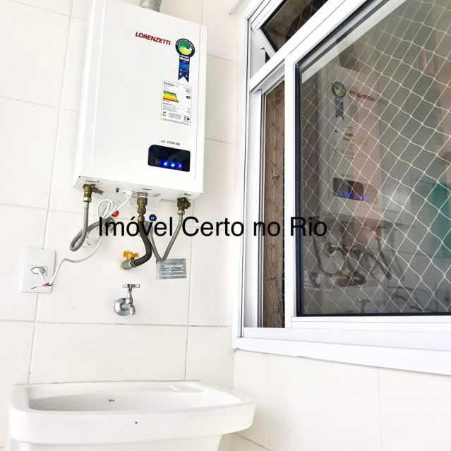 16 - Apartamento para alugar Rua Mariz e Barros,Tijuca, Rio de Janeiro - R$ 2.600 - ICAP20077 - 17