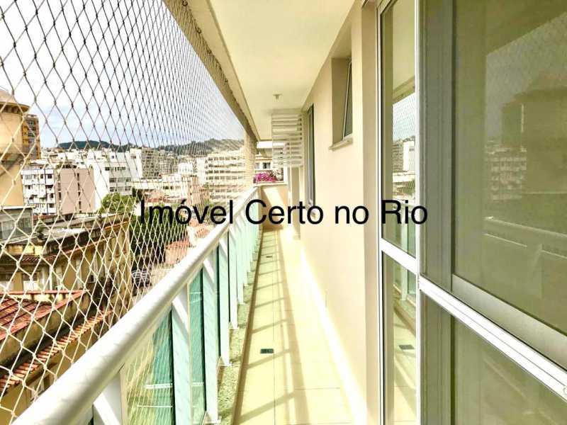 02 - Apartamento para alugar Rua Mariz e Barros,Tijuca, Rio de Janeiro - R$ 3.100 - ICAP30054 - 3