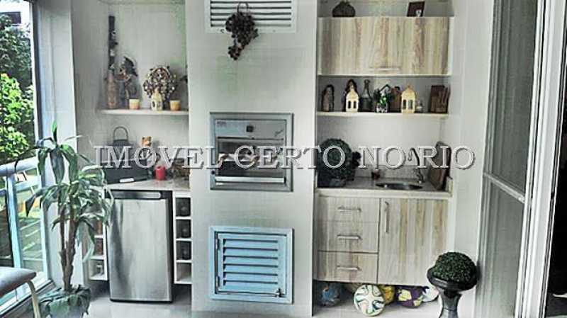 02 - Imóvel Apartamento À VENDA, Barra da Tijuca, Rio de Janeiro, RJ - ICAP30009 - 3