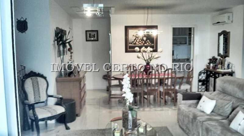 03 - Imóvel Apartamento À VENDA, Barra da Tijuca, Rio de Janeiro, RJ - ICAP30009 - 4