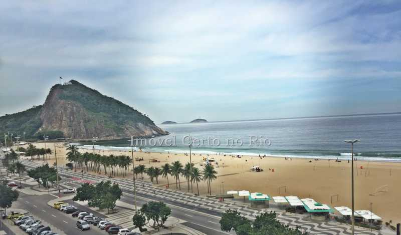 01 - Apartamento à venda Avenida Atlântica,Copacabana, Rio de Janeiro - R$ 2.500.000 - ICAP20014 - 1