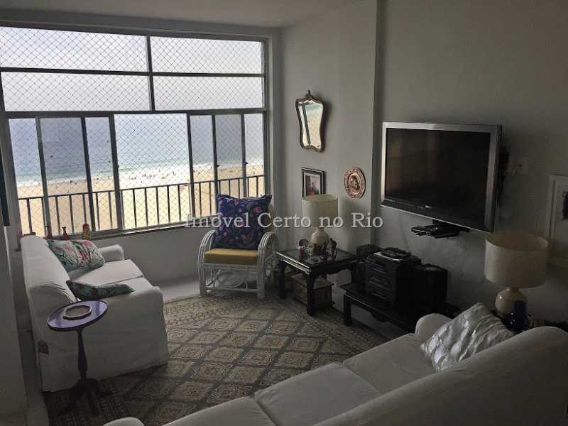 03 - Apartamento à venda Avenida Atlântica,Copacabana, Rio de Janeiro - R$ 2.500.000 - ICAP20014 - 4