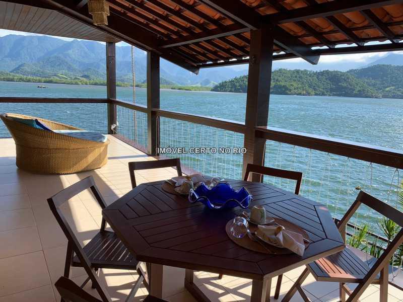 01. - Casa à venda Ilha Caieira,Pontal (Cunhambebe), Angra dos Reis - R$ 3.800.000 - ICCA50001 - 1