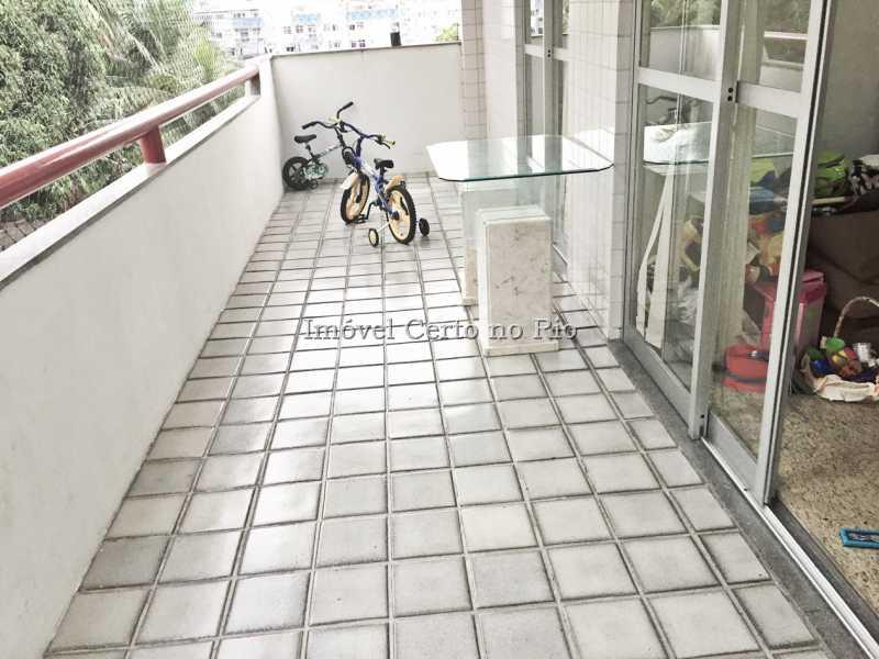 02 - Apartamento à venda Travessa Teodomiro Pereira,Freguesia (Jacarepaguá), Rio de Janeiro - R$ 570.000 - ICAP20020 - 3