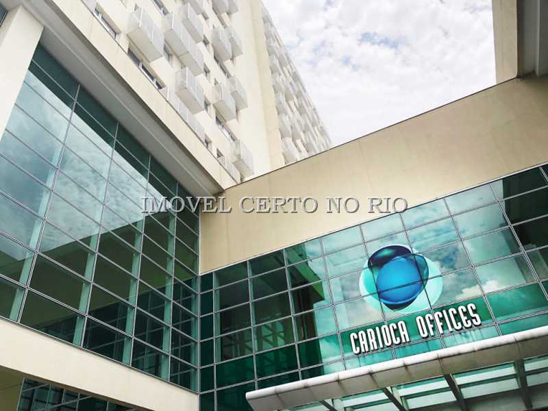 01 - Sala Comercial 23m² para alugar Avenida Vicente de Carvalho,Vila da Penha, Rio de Janeiro - R$ 660 - ICSL00002 - 1