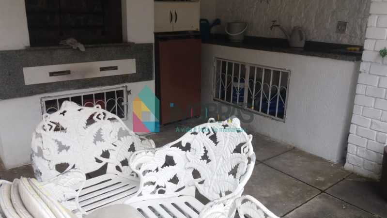 7 - Casa Laranjeiras, IMOBRAS RJ,Rio de Janeiro, RJ À Venda, 4 Quartos, 307m² - BOCA40012 - 8